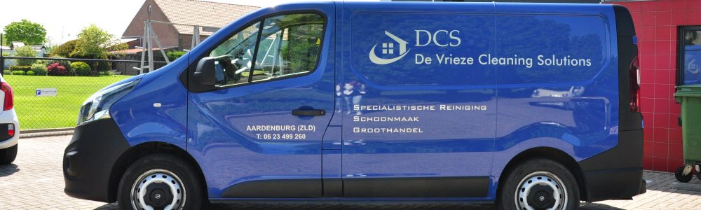 DCS De Vrieze Cleaning Solutions